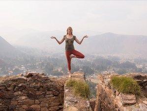 31 Day 300-Hour Shamanic Awakening Yoga Teacher Training in Calca, Sacred Valley of Peru