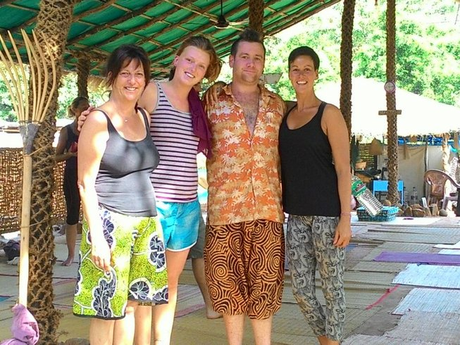 8 Tage Meditation und Yoga Retreat in Goa, Indien