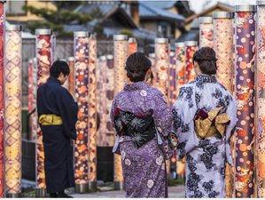8 Day Japanese Culture and Yoga Retreat in Kunisaki and Kyoto
