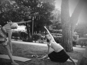 3 jours en week-end semi-privé de yoga et découverte dans un manoir à Saumur, Pays de la Loire