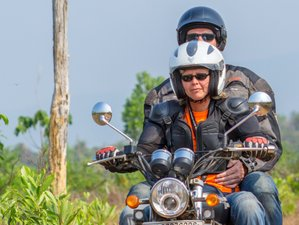 3 Day Highlights of Kerala Weekend Guided Motorcycle Tour