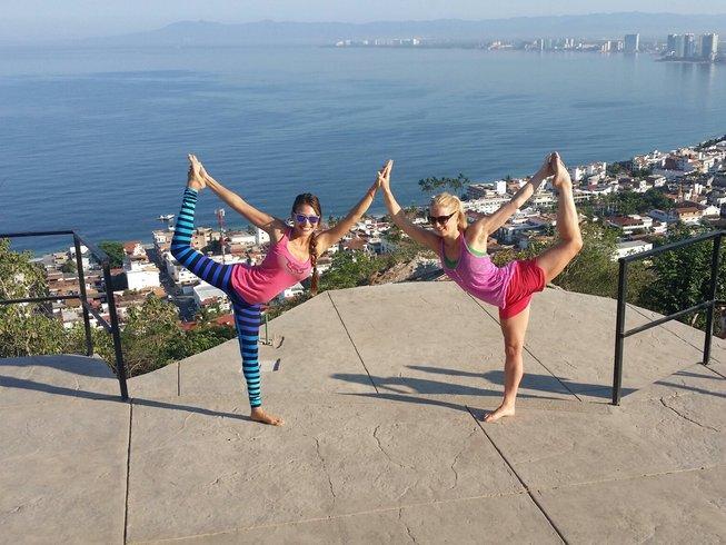 21 días profesorado de yoga (200 horas) en Puerto Vallarta, México