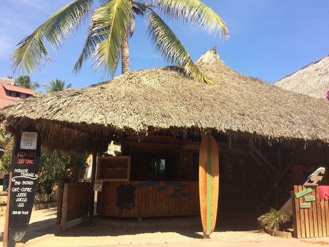 4 Days Yoga Retreat, Surf & Creativity Camp in Mexico