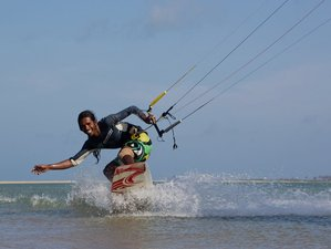 Sun Wind Beach Kite Resort in Kalpitiya, North Western Province