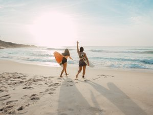 6 Day Oceanfront Yoga, Pilates, Surf and Hiking Holiday in Seignosse, Landes
