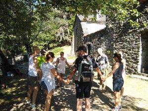 7 jours en stage de randonnée, jeûne et mouvements inspirés du yoga dans les Cévennes, Gard