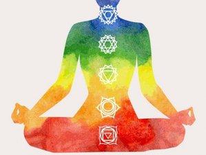 3 jours en week-end de yoga et chakras dans la nature à Étoile-sur-Rhône, Drôme