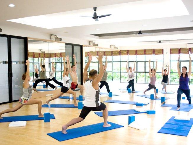 62 jours en stage de yoga pour changer de style de vie à Koh Samui, Thaïlande