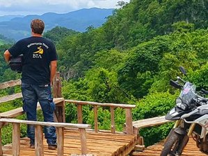 5 Day Hidden Beauty of Lanna Kingdom Self-Guided Motorbike Tour in Thailand