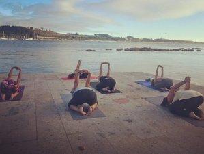 5 Days Surf and Yoga Retreat in Porto, Portugal