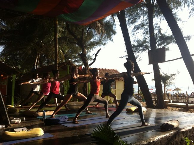 3 Days Meditation and Relaxing Yoga Retreat in Goa, India