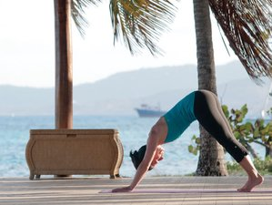 7 Days Luxury Yoga Retreat in Petit Saint Vincent in the Grenadines