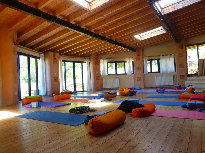 8-Daagse Ademhalingswerk en Yoga Retraite in Mafra, Portugal