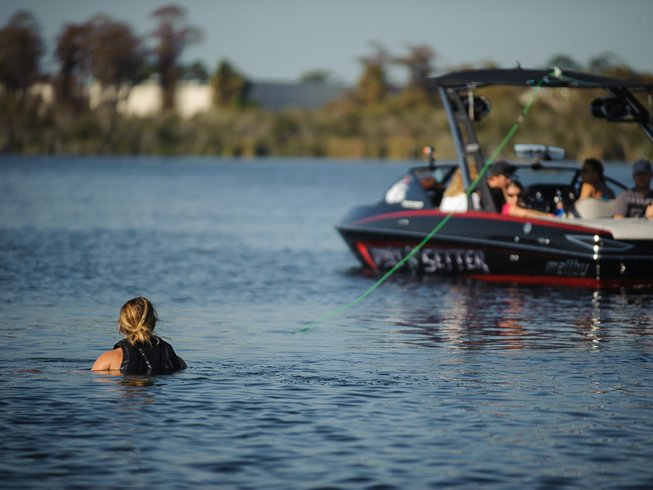 3 Days Wakeboarding and Surf Camp Florida