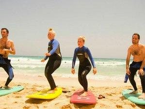 8 Days All-Level Yoga and Surf Camp Fuerteventura, Spain