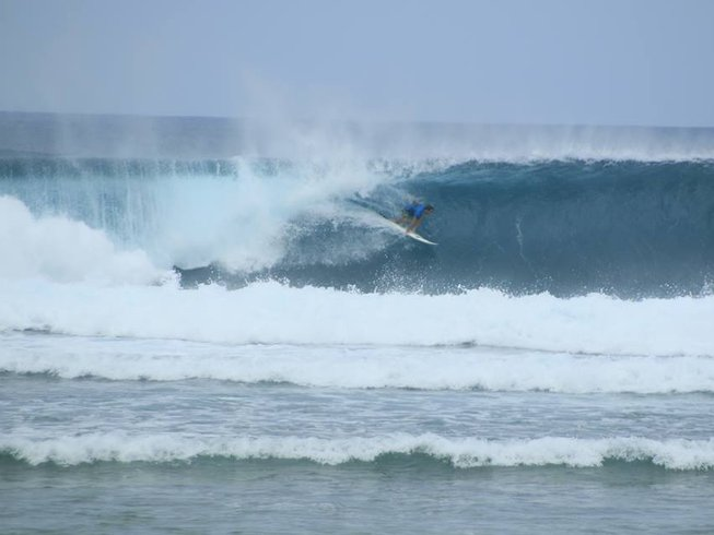 8 Days Affordable Surf Camp Philippines