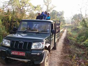10 Day Wildlife Safari and Heritage Tour in Nepal