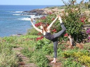 7 jours en retraite de yoga, méditation et extase à Hawai, États-Unis