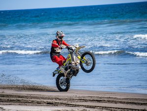 7 Days Volcano Challenge Guided Enduro Motorcycle Tour in Panama