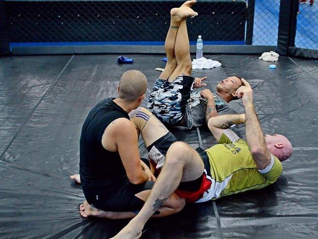 1 Year Muay Thai Training in Thailand