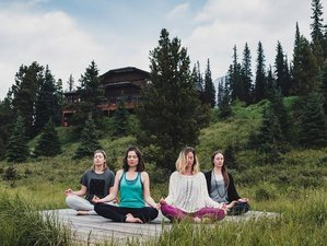 4 Day Yoga Mountain Adventure Holiday in Canmore, Alberta