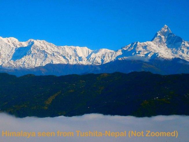 8 Days Detox, Meditation, and Yoga Retreat in Nepal