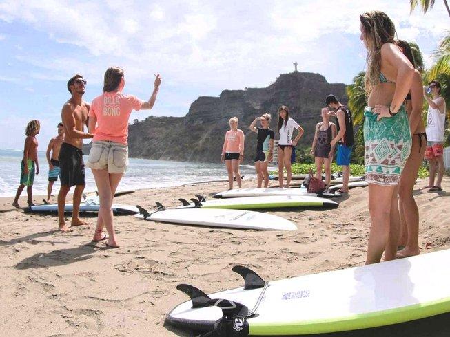 8 Days Surf Camp in San Juan del Sur, Nicaragua