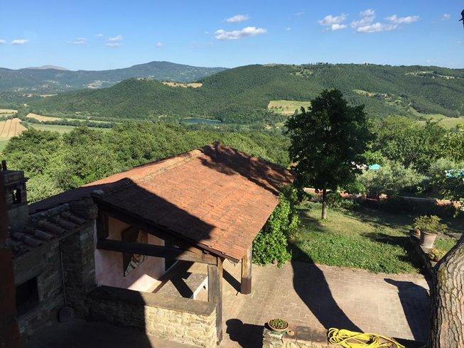 8 Days La Dolce Vita Sweet Life for Women Yoga Retreat in Tuscany, Italy