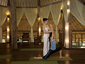 3 Days Kaomai Lanna Resort Gentle Yoga Holiday in Chiang Mai, Thailand