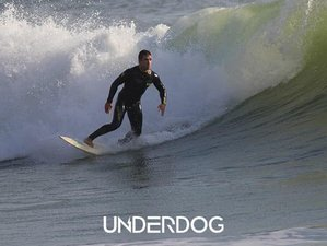 8 Days Surf Lessons for All Levels in Lourinha, Portugal