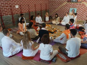 14 Day 100-Hour Holistic and Yoga Therapy-Based Yoga Teacher Training in Rishikesh
