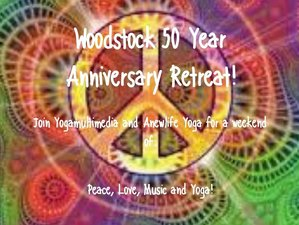 3 Tage 50igster Geburtstag Woodstock Yoga Retreat in New York, USA