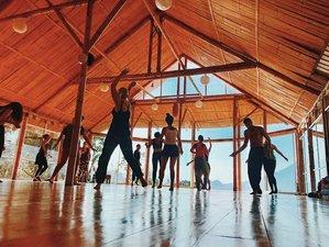 7 Days Masters of Flow: A Dance, Zen, and Yoga Retreat at Lake Atitlan, Guatemala