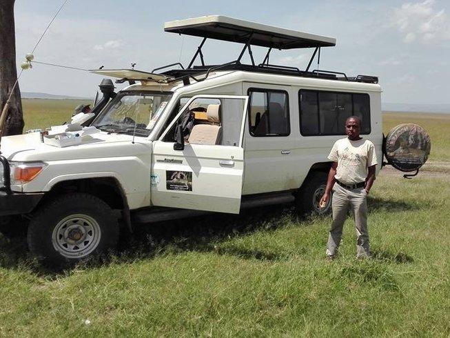 7 Days Honeymoon Safari in Kenya