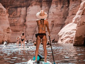 5 Day Fitness and Adventure Retreat Hiking Zion National Park and Paddle-boarding to Antelope Canyon