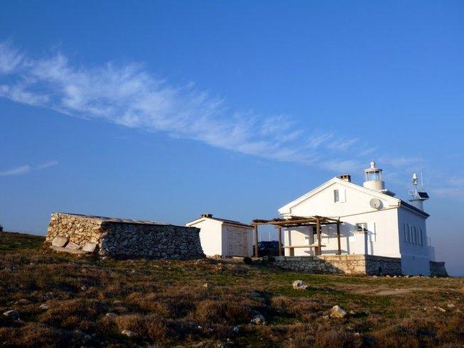 8 jours en stage de yoga dans un phare dans le comté d'Istrie, Croatie