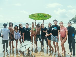 8 Days Party, Yoga, and Surf Camp in Sri Lanka