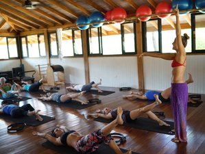 7 Days Pilates and Yoga Retreat in Costa Rica