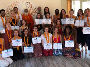 25 Days Self-Love 300-Hour Yoga Teacher Training in Rishikesh, India