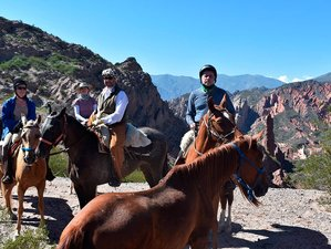 10 Day Horseback Riding Holiday through the Entire Calchaqui Valley