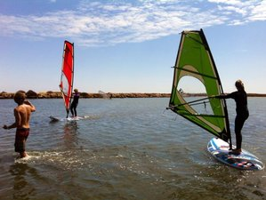 8 Days Windsurfing Camp in Lagos, Portugal