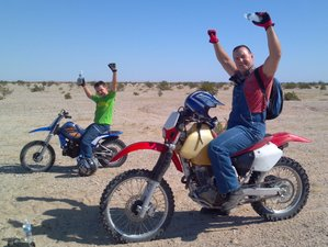 3 Day Guided Off-Road Motorcycle Tour in Southern California Desert