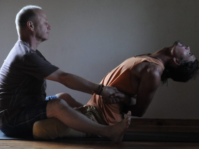 6 días retiro de yoga Ashtanga intensivo en España
