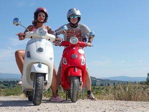6 Day Self-Guided Vespa Tour in Marche