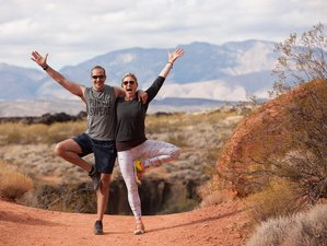 4 Days Yoga Holidays in St. George, Utah, USA with Stacy Levy and Amy Owen