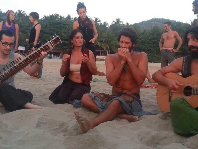 9-Daagse YogaPlus+ Kunst Workshop en Yoga Retraite in Gokarna, India