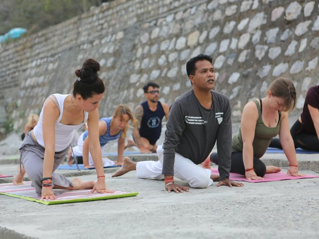 22 Days 300-Hour Yoga Teacher Training Course in Goa b310fdfa5591