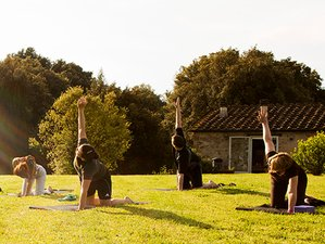 7 Days Yoga and Photography in Monticiano, Tuscany