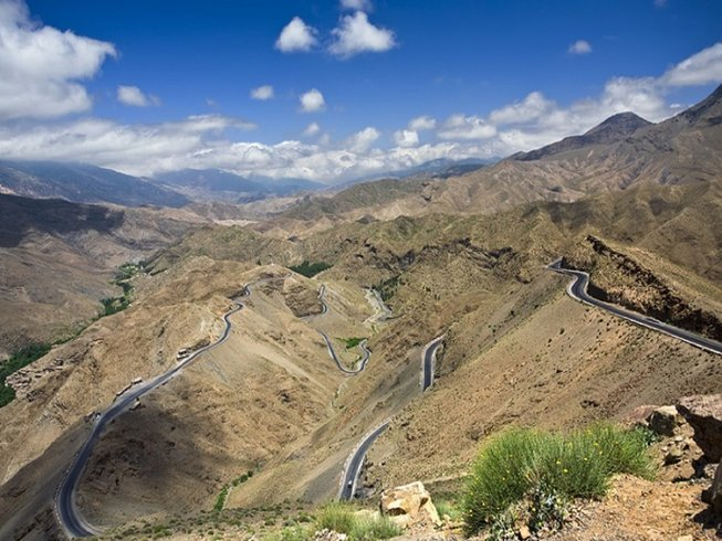 17 Days Adventure Motorcycle Tour Morocco and Spain