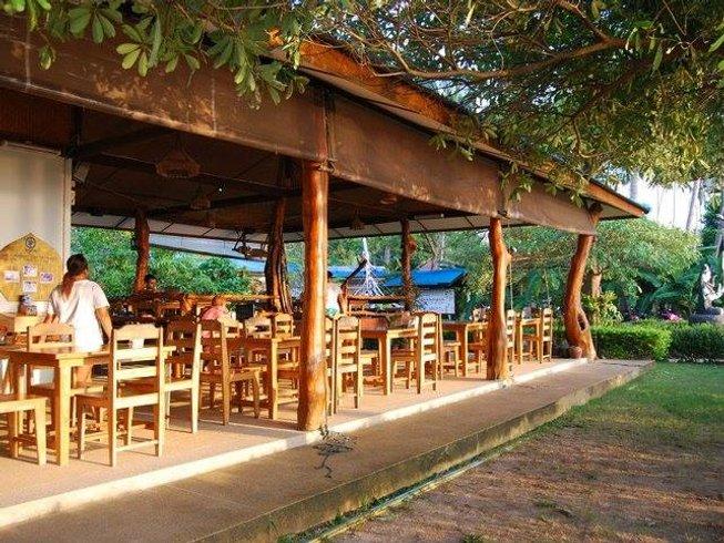 8 Days Pure Yoga Retreat in Koh Phangan, Thailand